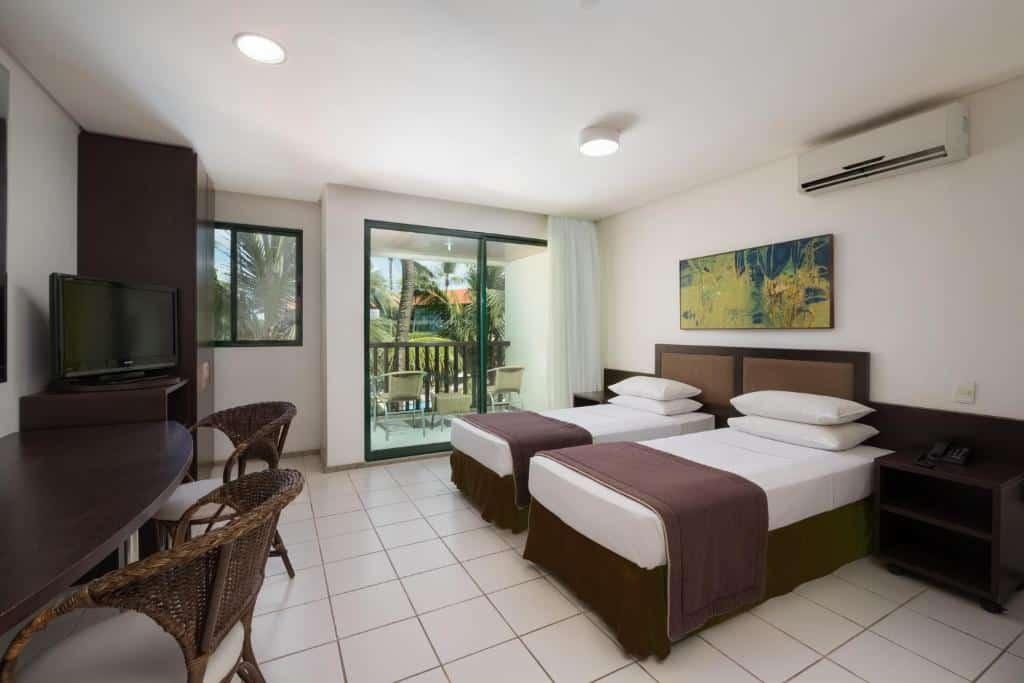 quarto do Marulhos Suítes Resort by MAI