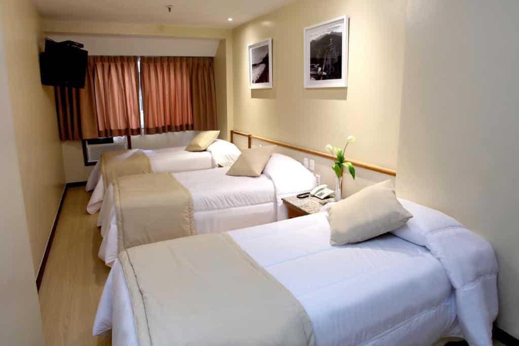 quarto do Mengo Palace Hotel