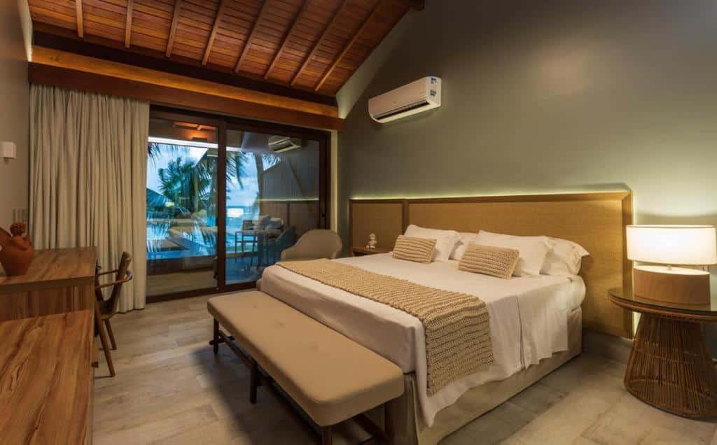 quarto do Serrambi Resort