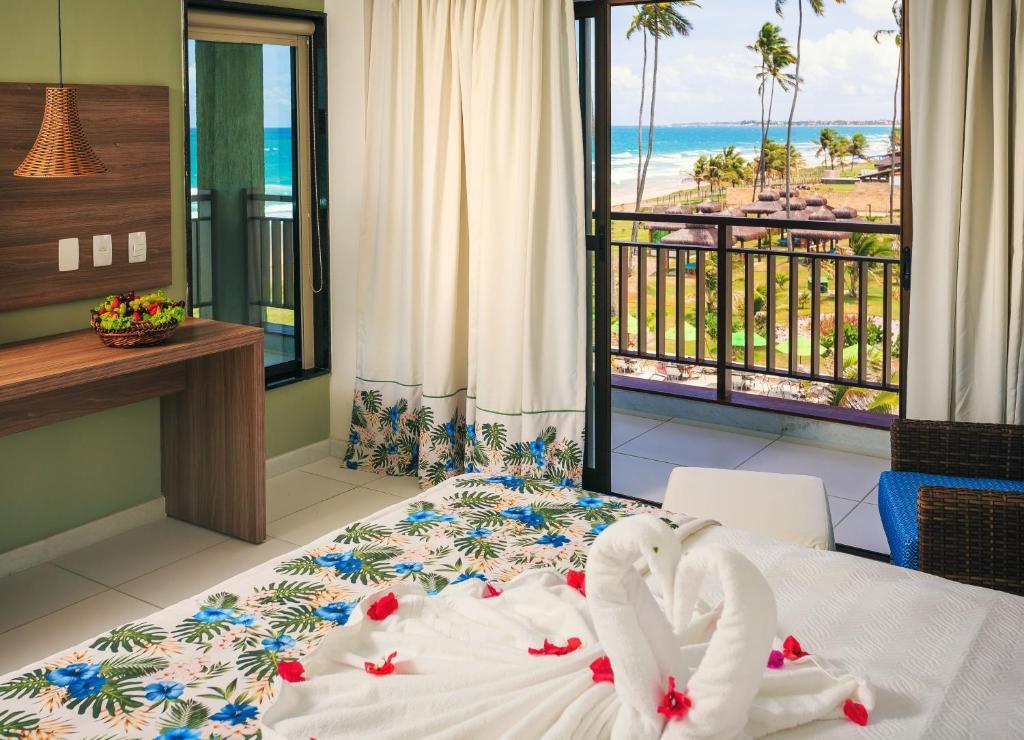 quarto do Vivá Resort