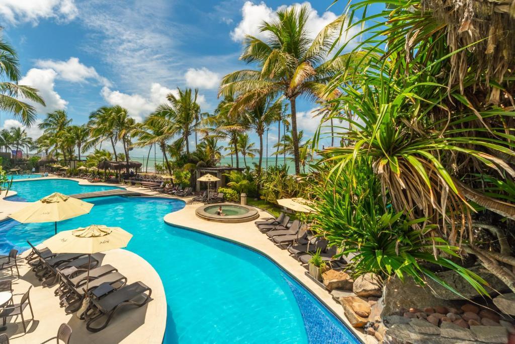 Ritz Lagoa da Anta Hotel & SPA um dos resorts em Maceió