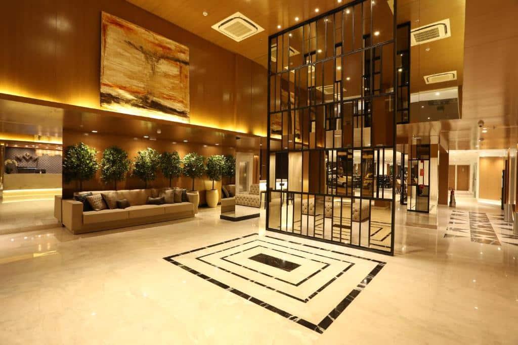 Royal Regency Palace Hotel no Ri de Janeiro