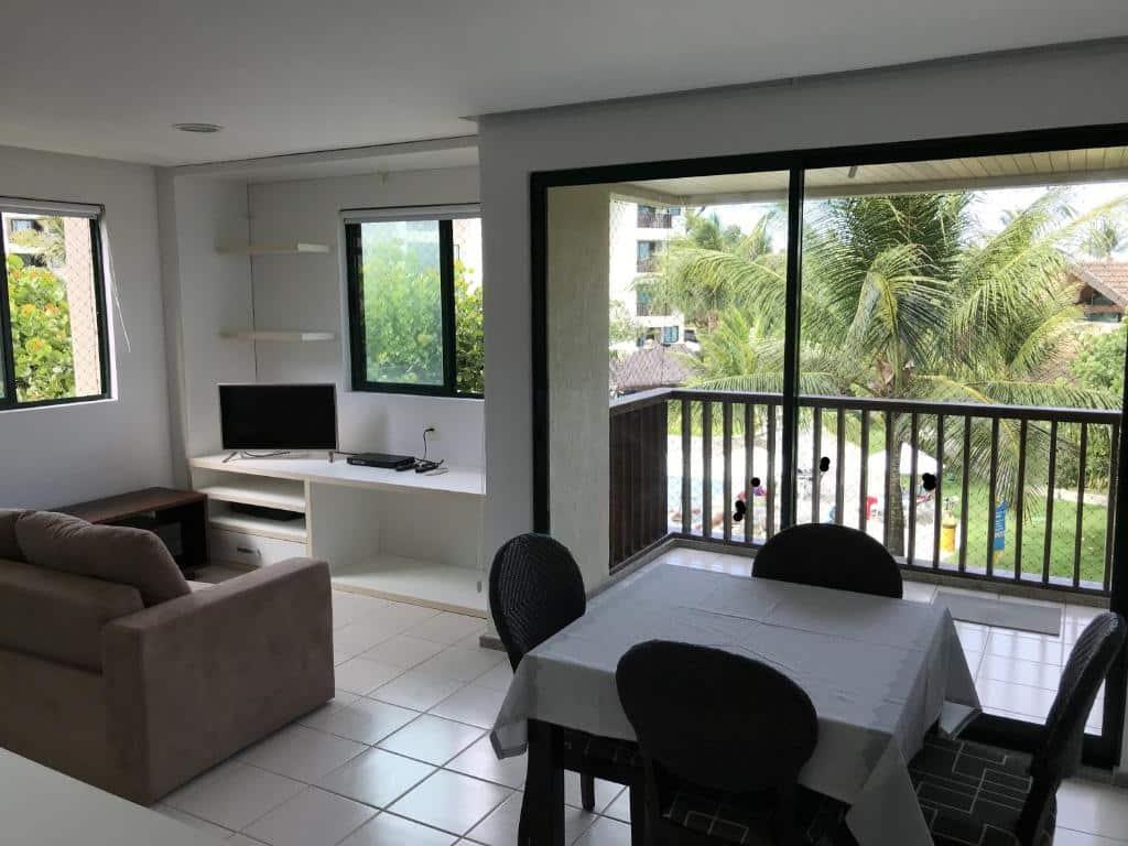 sala do Marulhos Resort Flat Particular