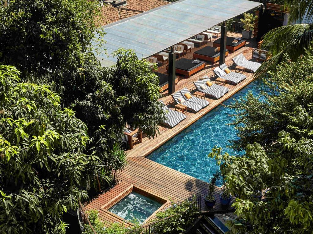 Hotel MGallery no rio de Janeiro