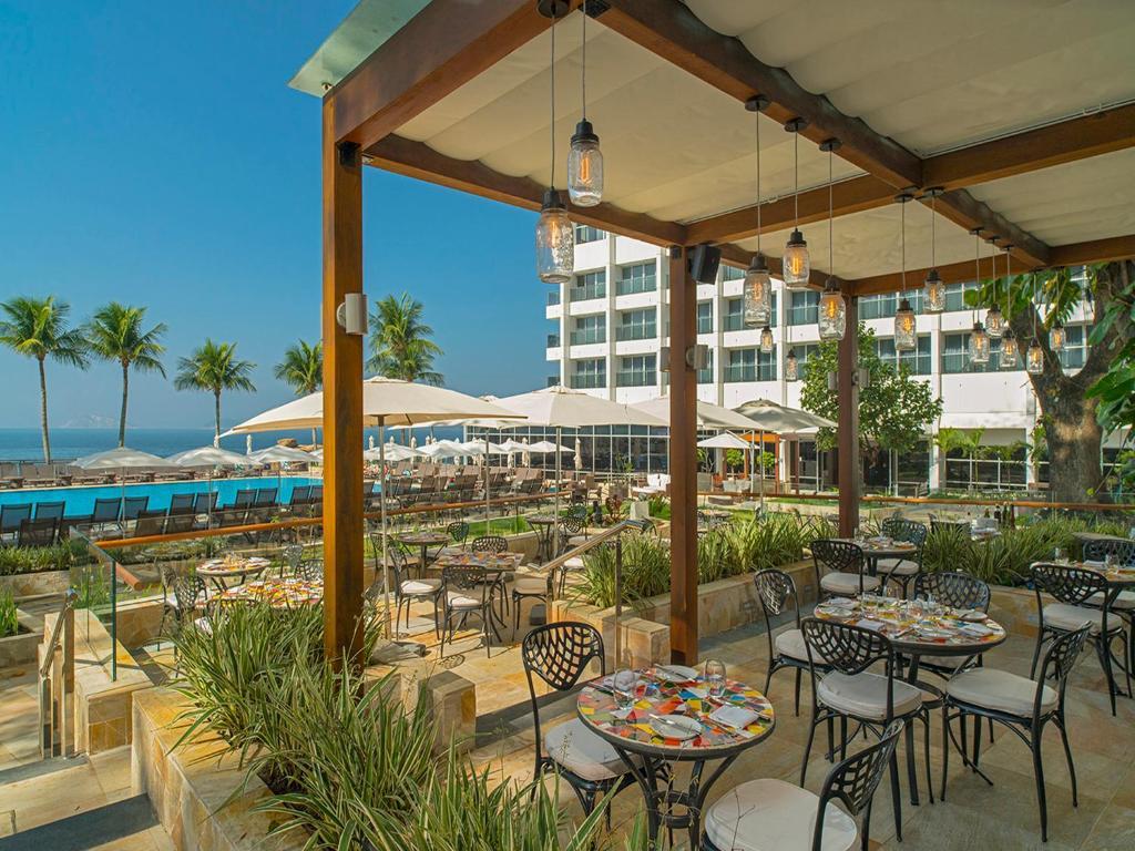 onde ficar no Sheraton Grand Rio Hotel & Resort