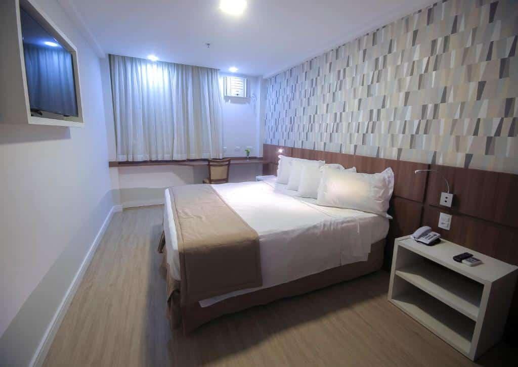 suite da Casa Nova Hotel