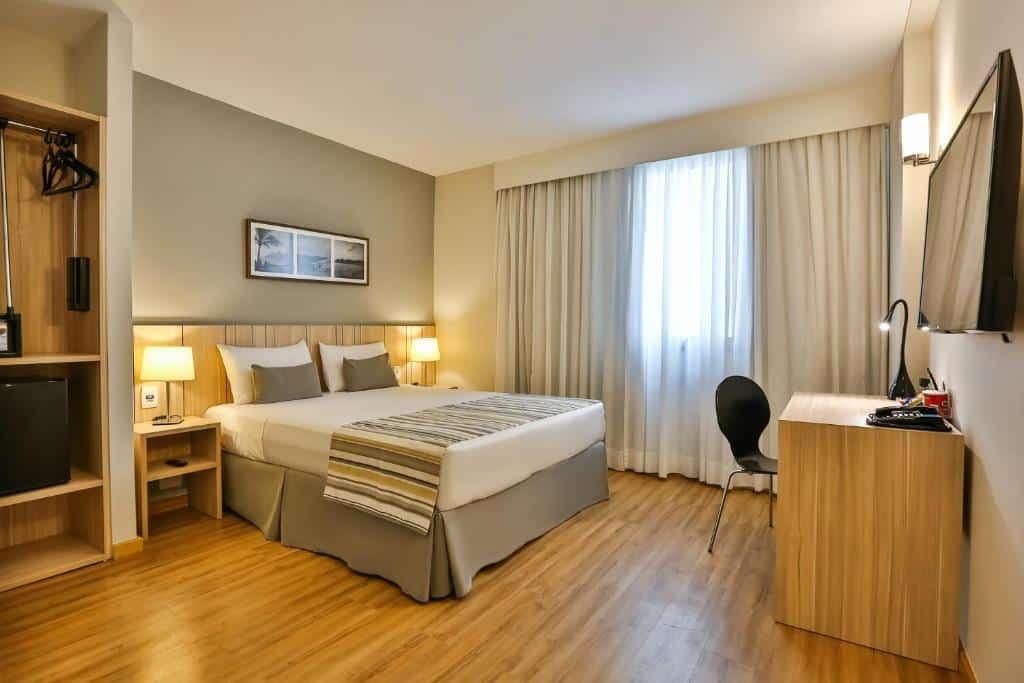 suite no Days Inn by Wyndham Rio de Janeiro Lapa
