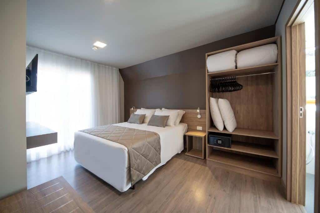 suite do Laghetto Resort Golden Gramado
