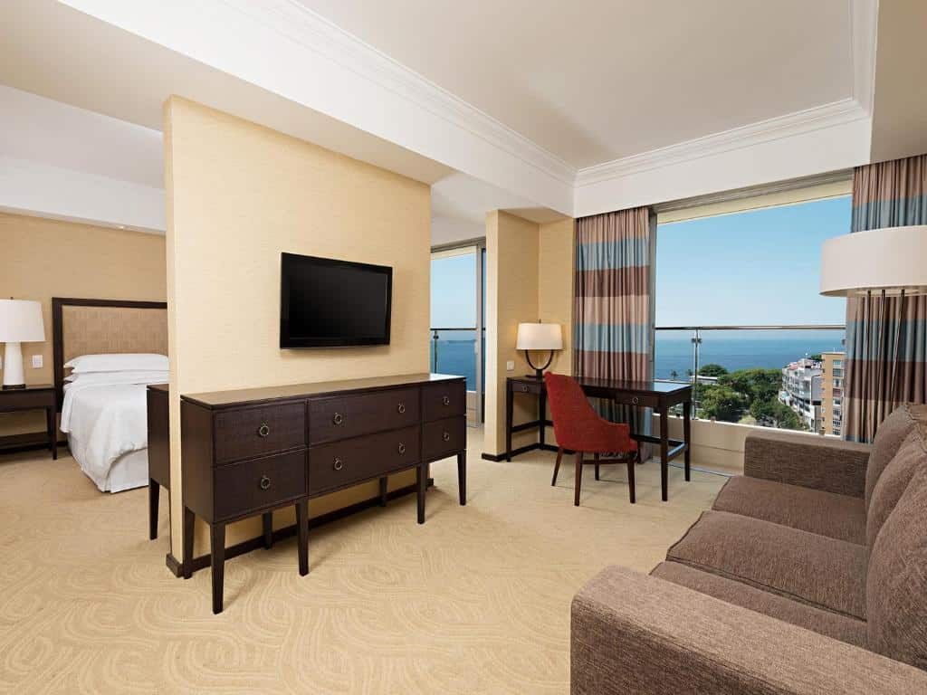 quarto do Sheraton Grand Rio Hotel & Resort