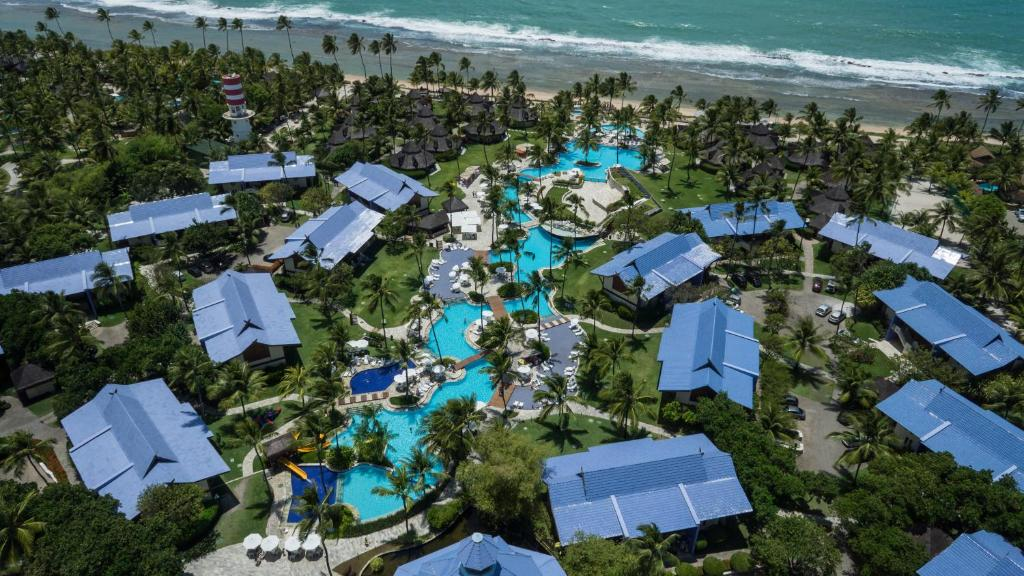 Summerville Resort em Porto de Galinhas