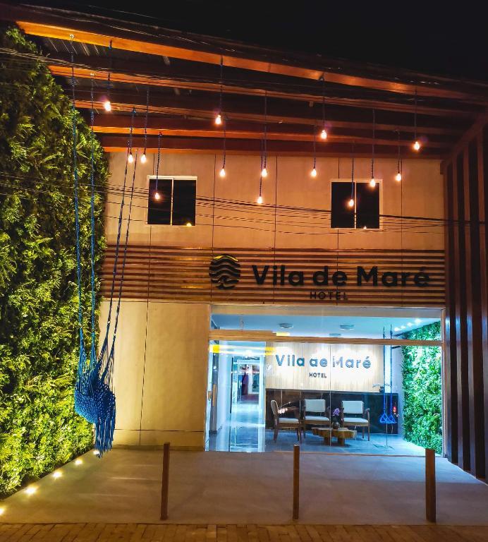 Vila de Maré Hotel em Porto de Galinhas