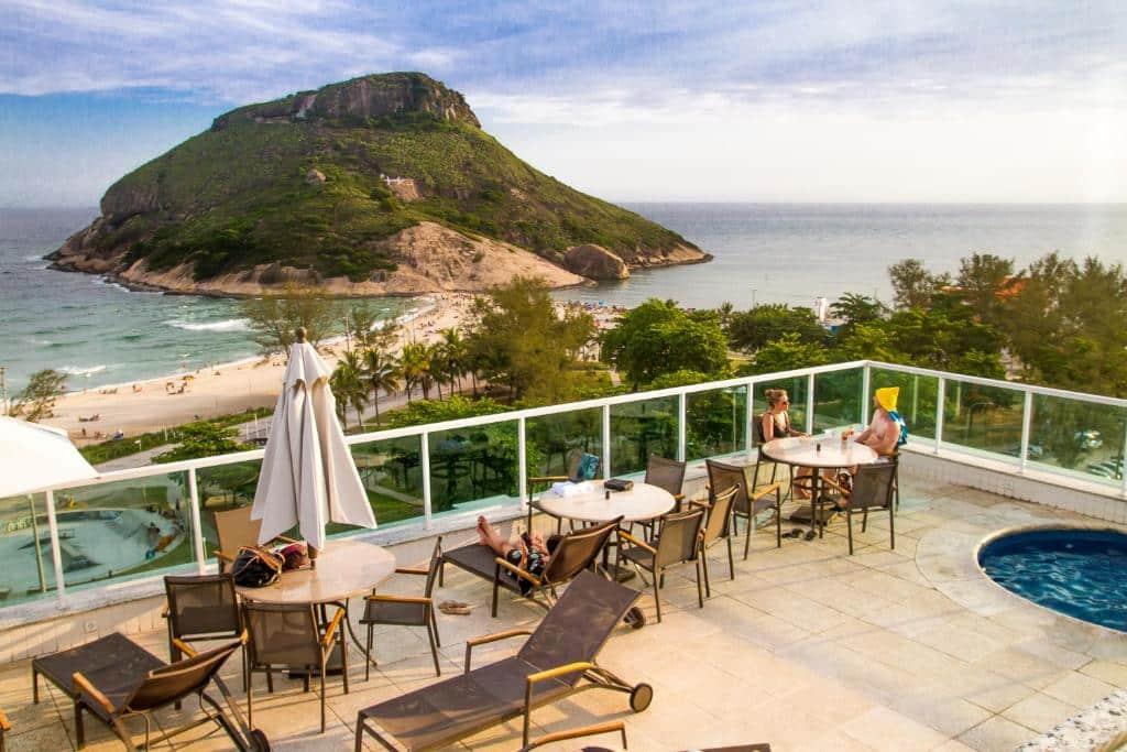 onde ficar no Atlantico Sul Hotel no Rio de Janeiro