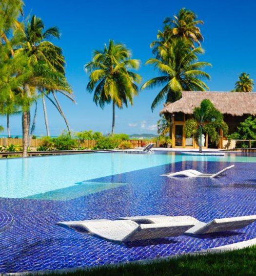 piscina do Anttunina Pousada & SPA