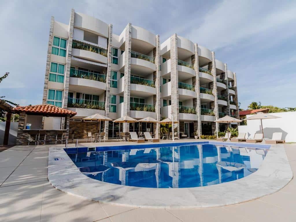 onde ficar no Wave Suítes Hotel em Maceió