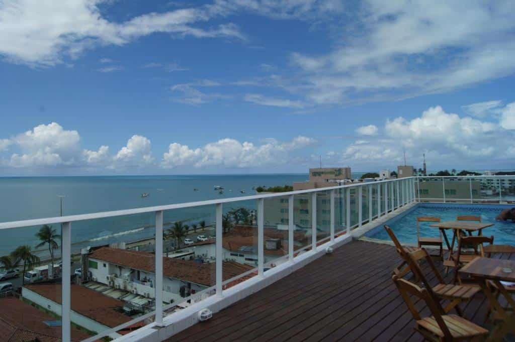 onde ficar no Anjos Praia Hotel em João Pessoa