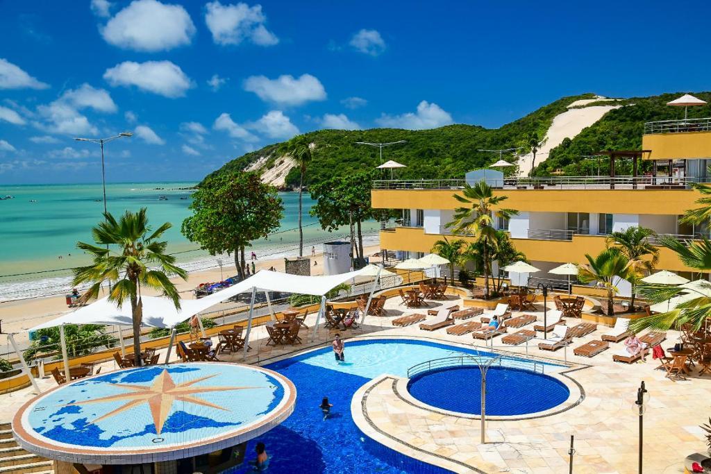 Aquaria Natal Hotel em Natal