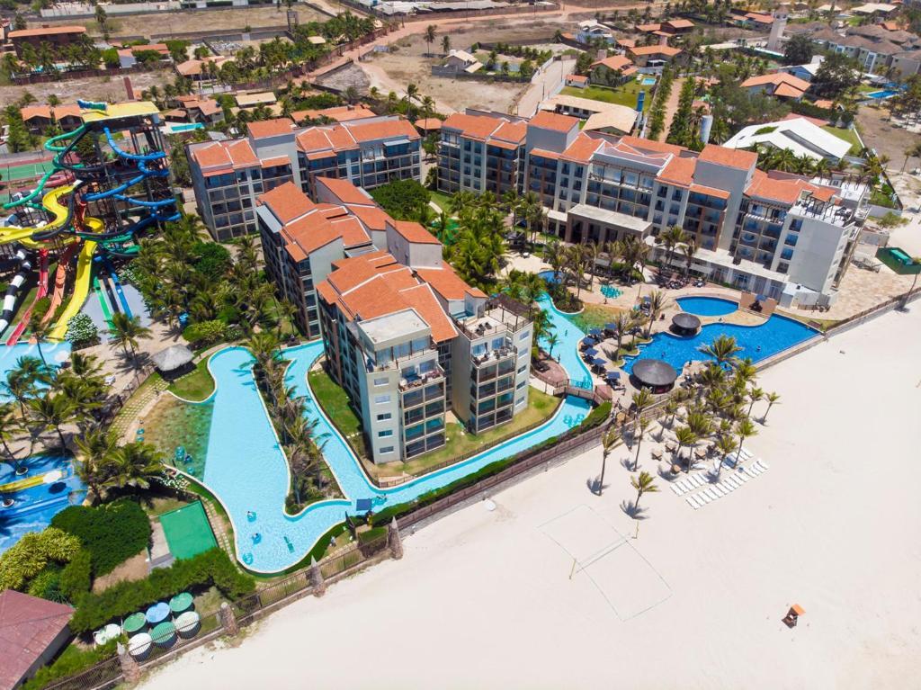 onde ficar no Beach Park Resort - Acqua em fortaleza