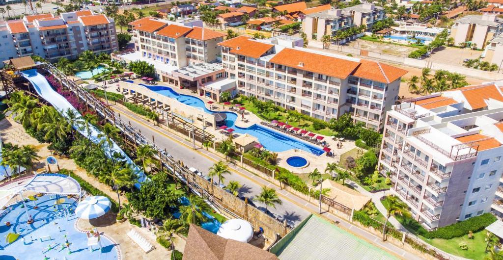 Beach Park Resort - Wellness em Fortaleza