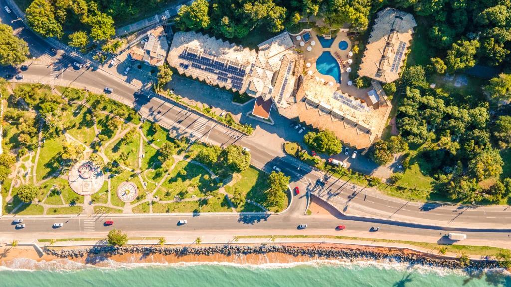 Best Western Shalimar Praia Hotel em Porto Seguro