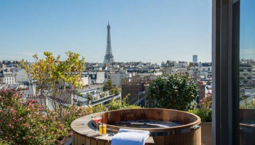 Hotéis de luxo em Paris – 12 escolhas impecáveis na cidade