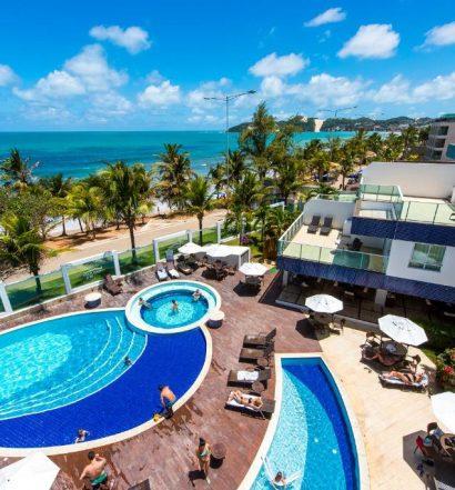 Coral Plaza Apart Hotel em Natal
