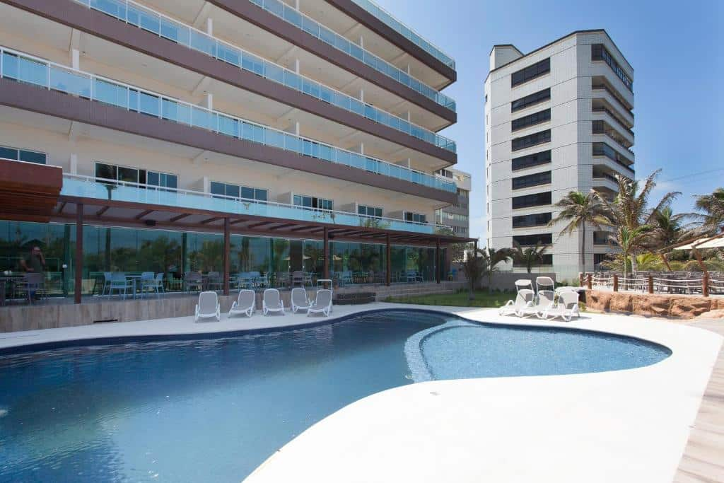 onde ficar no Crocobeach Hotel em Fortaleza