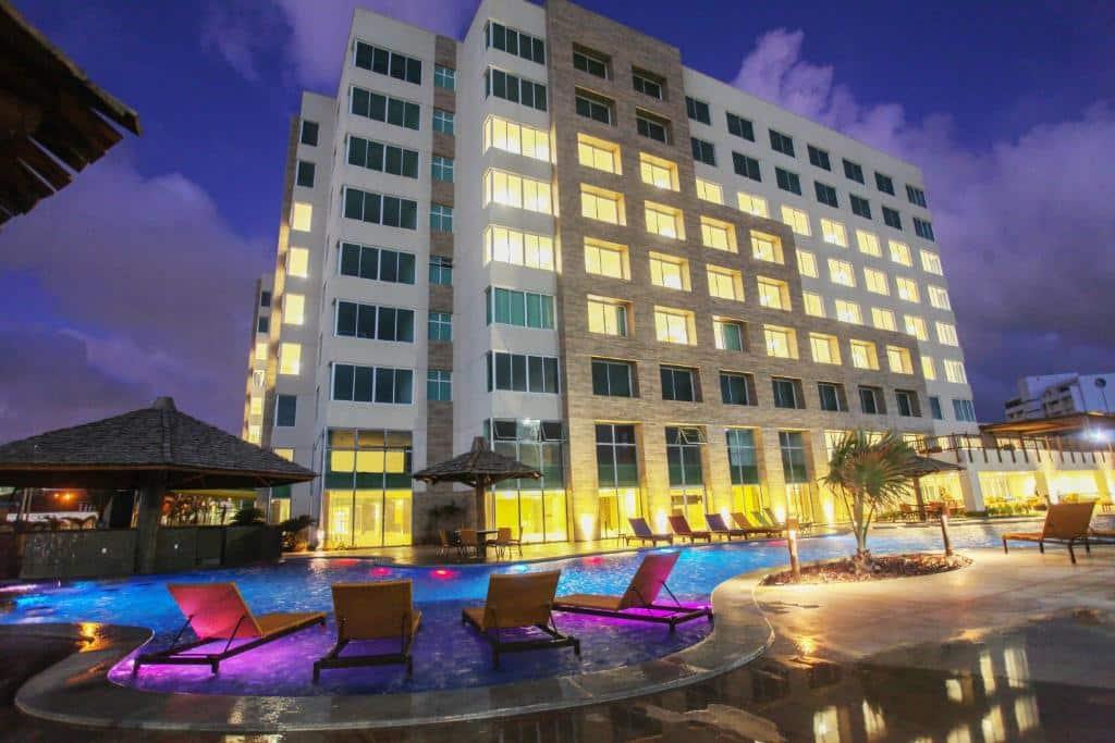 Gran Mareiro Hotel em Fortaleza