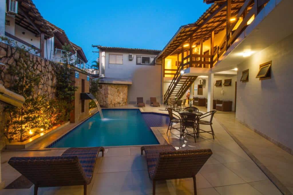 Hotel Bem Brasil em Porto Seguro