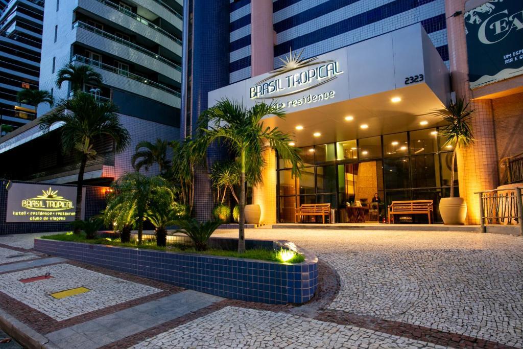 Hotel Brasil Tropical em Fortaleza