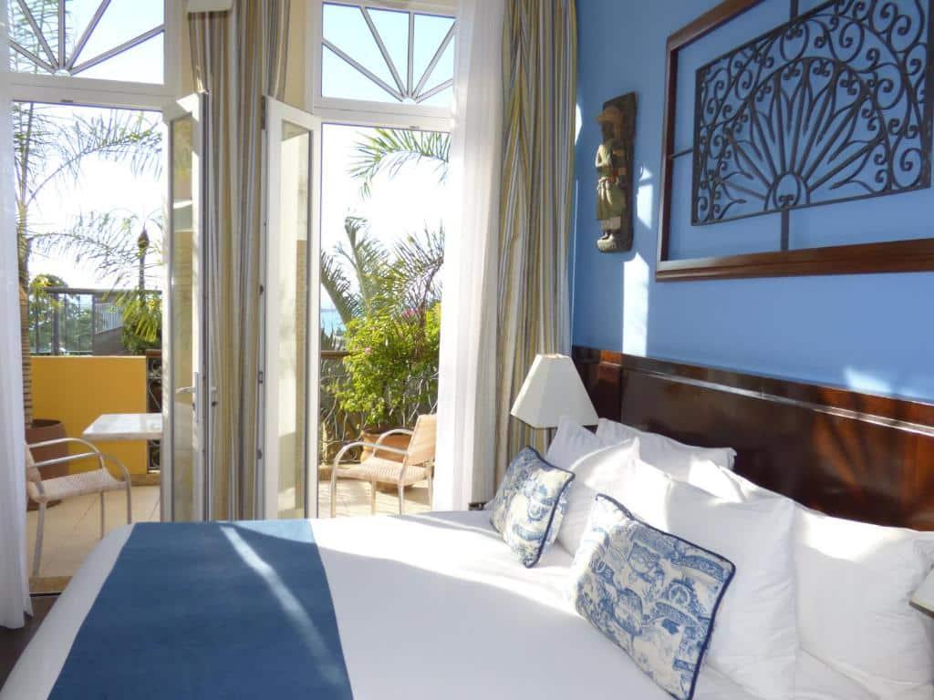 Um dos hotéis onde ficar em Salvador