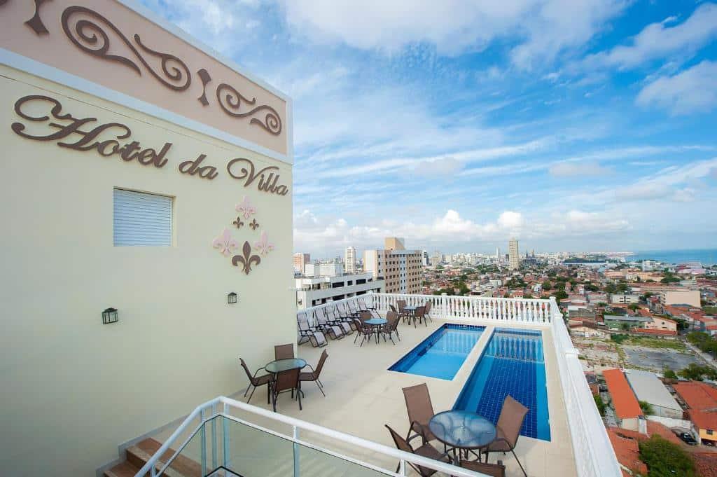 Hotel da Villa em Fortaleza