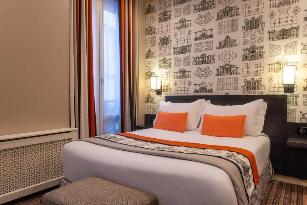 Um dos hotéis onde ficar em Paris