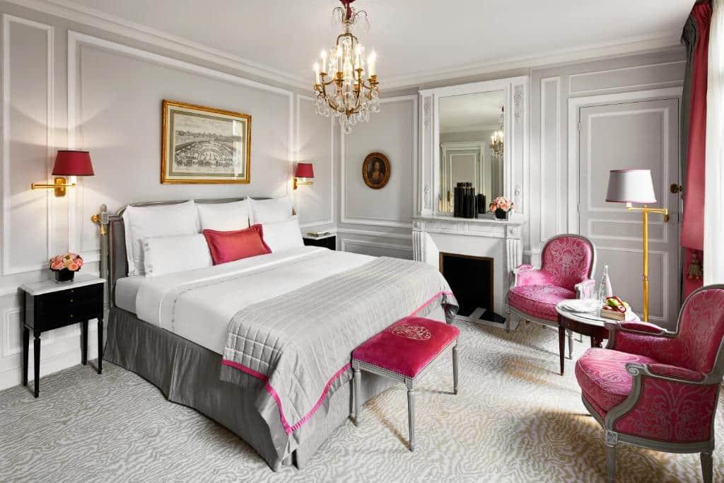 Um dos hotéis para família em Paris
