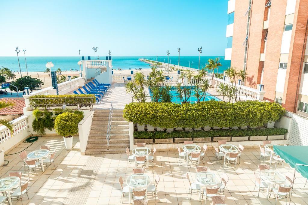 onde ficar no Hotel Sonata de Iracema em Fortaleza