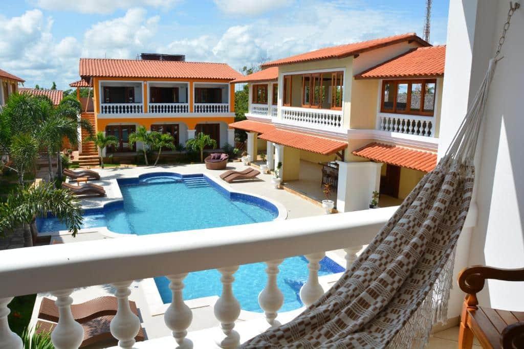 Hotel Villa Beija Flor em Jericoacoara