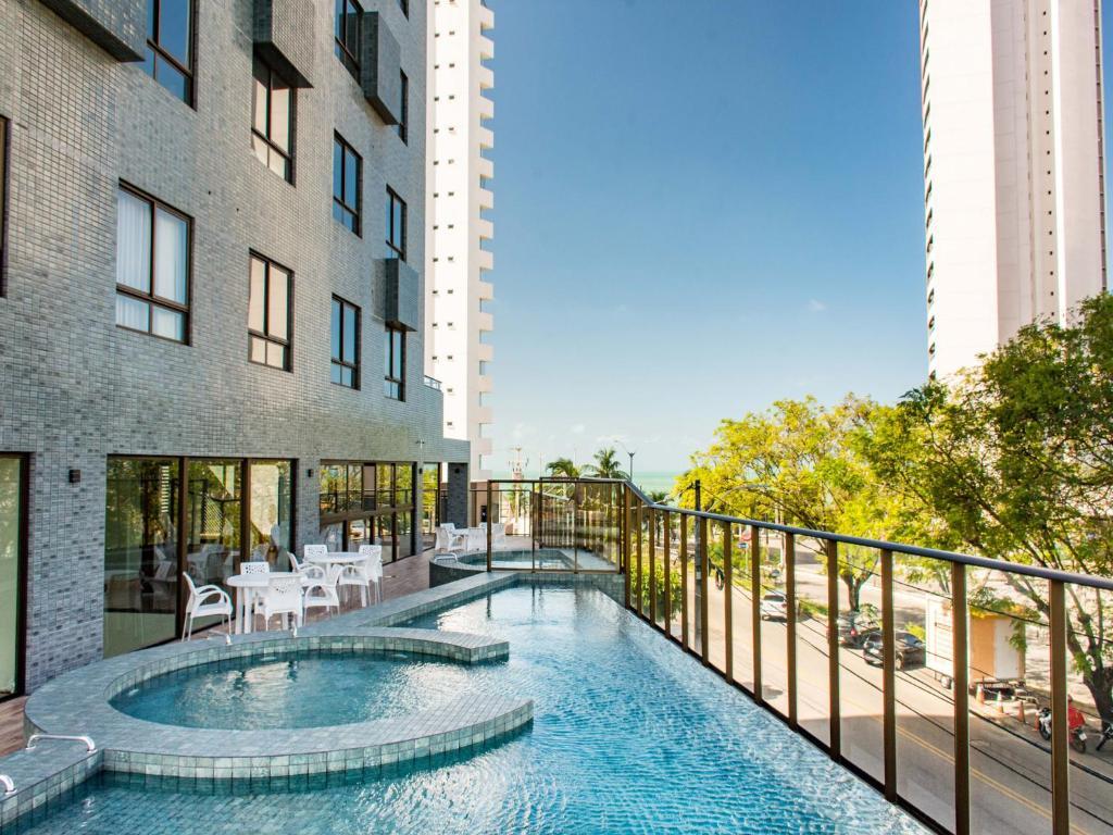 Ilusion Hotel em Natal