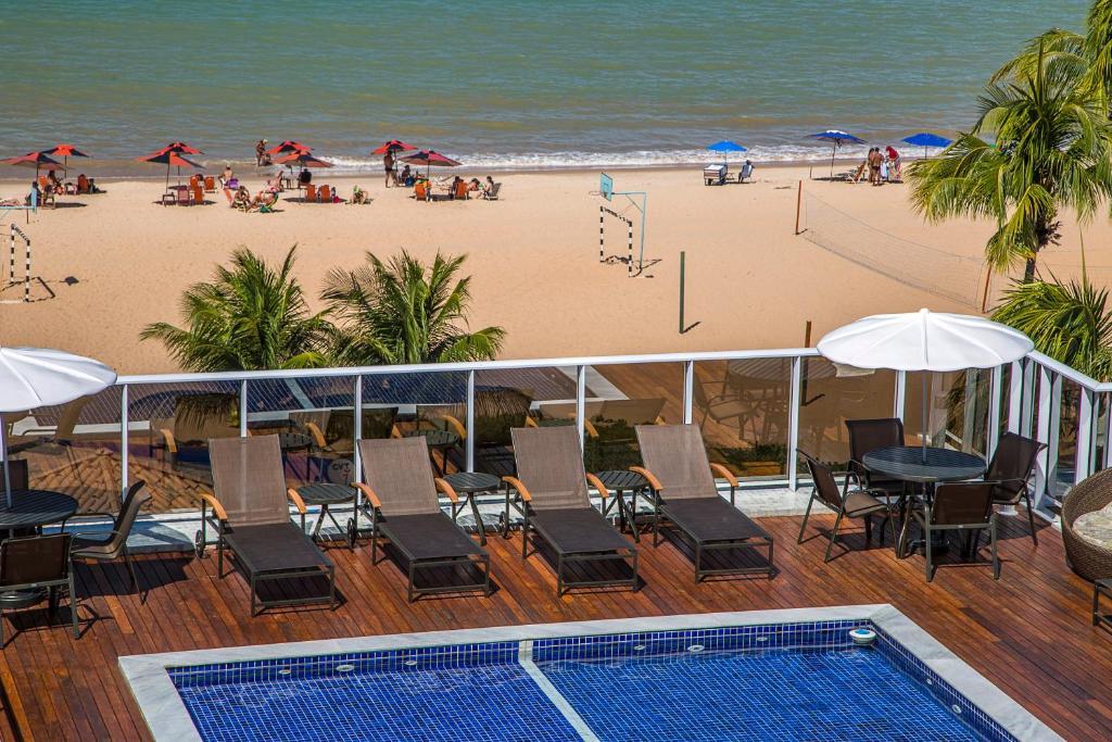 Laguna Praia Hotel em João Pessoa
