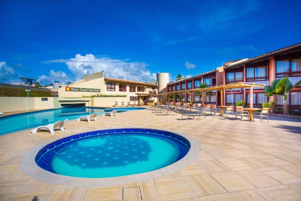 Monte Pascoal Praia Hotel em Porto Seguro