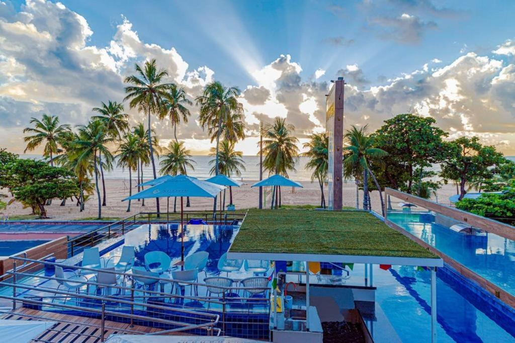 Netuanah Praia Hotel em João Pessoa