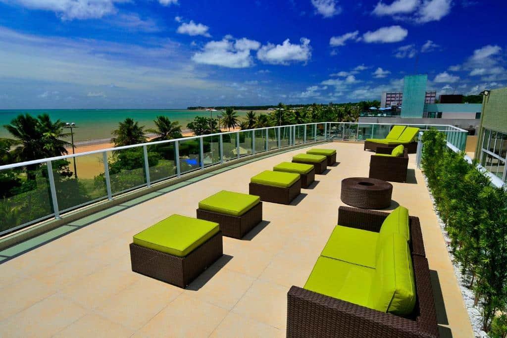 Nord Luxxor Cabo Branco hotel em joão pessoa