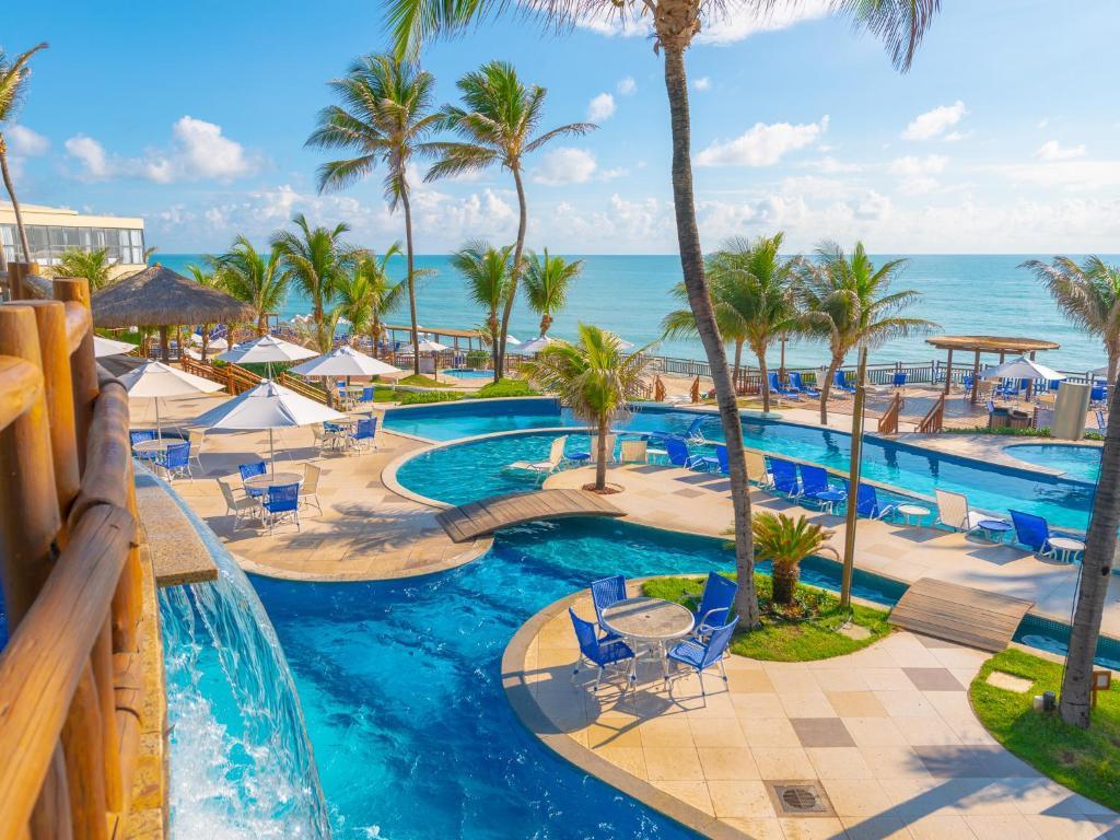 Ocean Palace Premium resort em Natal