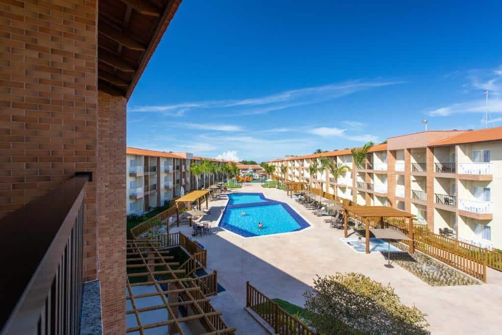 Ondas Praia Resort em Porto Seguro