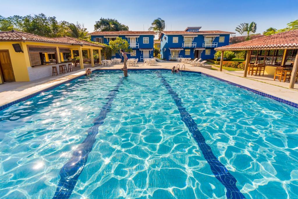 Atlântida Park Hotel em Porto Seguro