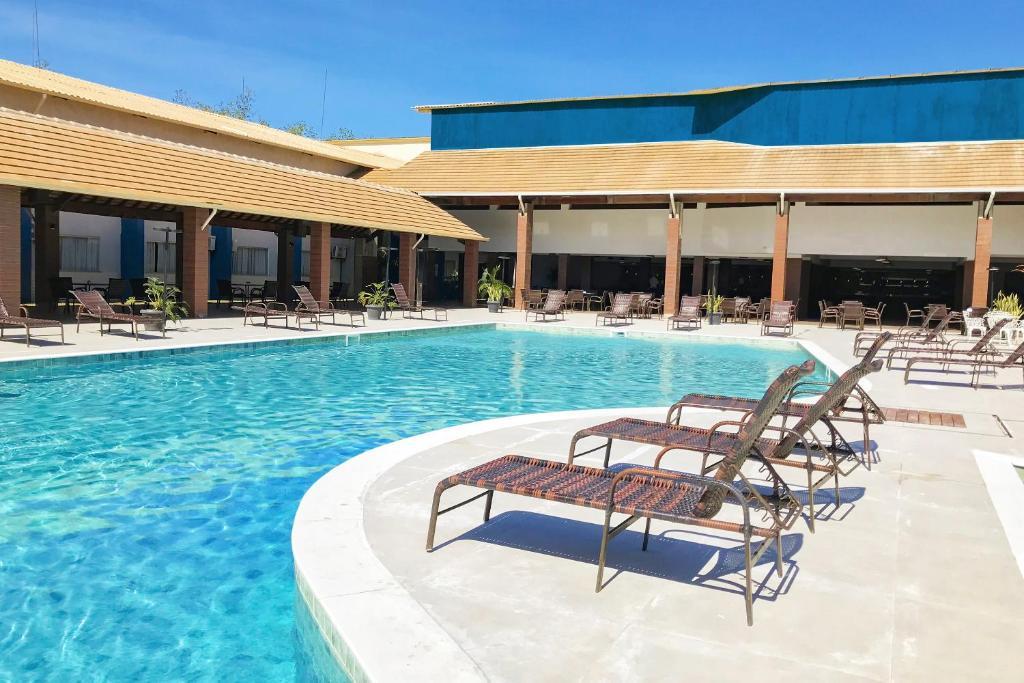 Nauticomar Resort & Beach Club em Porto Seguro