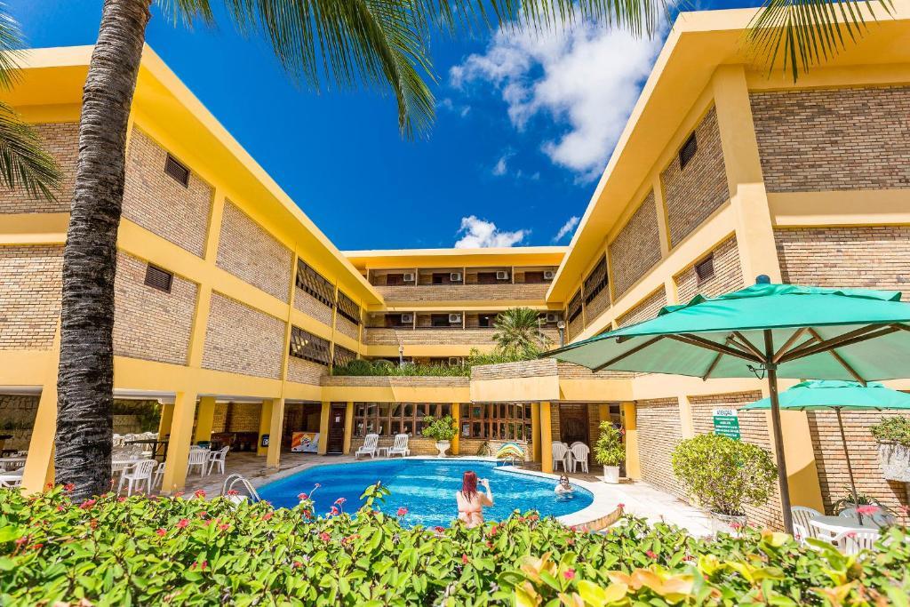 Pizzato Praia Hotel em Natal