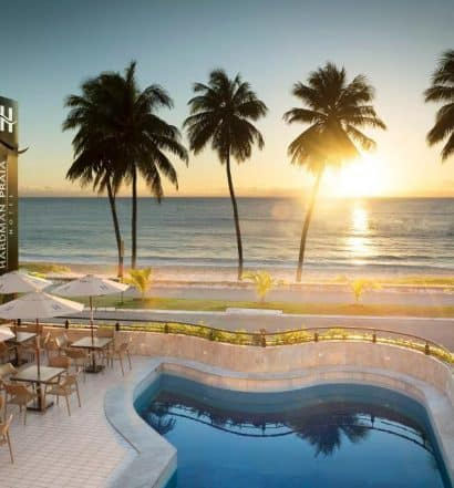 Hardman Praia Hotel em João Pessoa