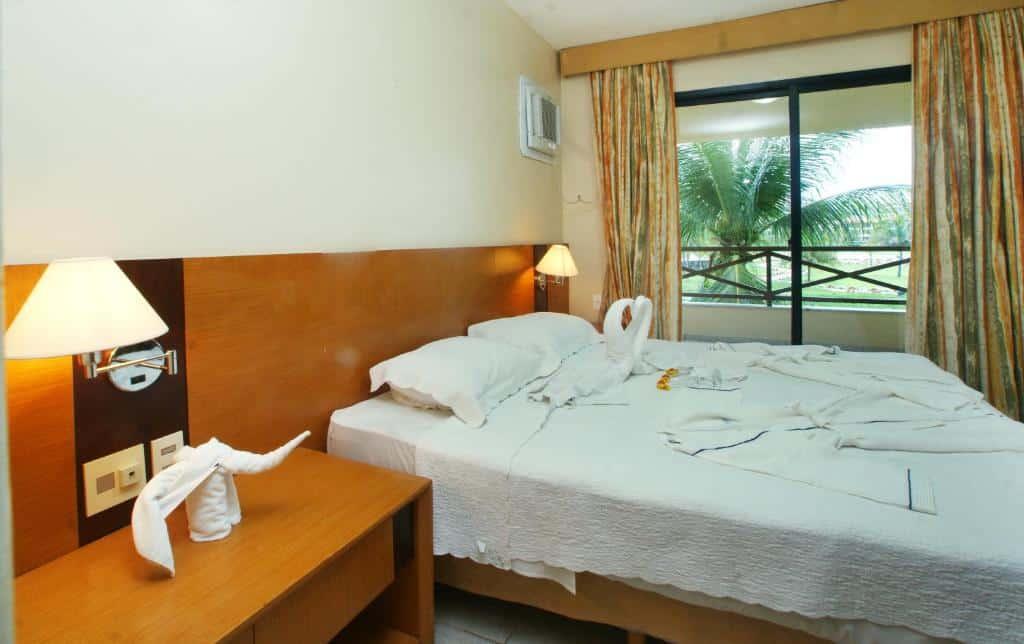 quarto do Aquaville Resort