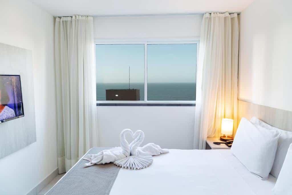 suite do Aquidabã Praia Hotel
