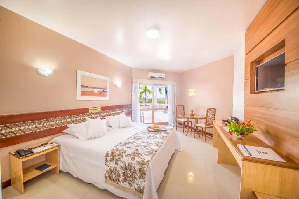 quarto da Best Western Shalimar Praia Hotel