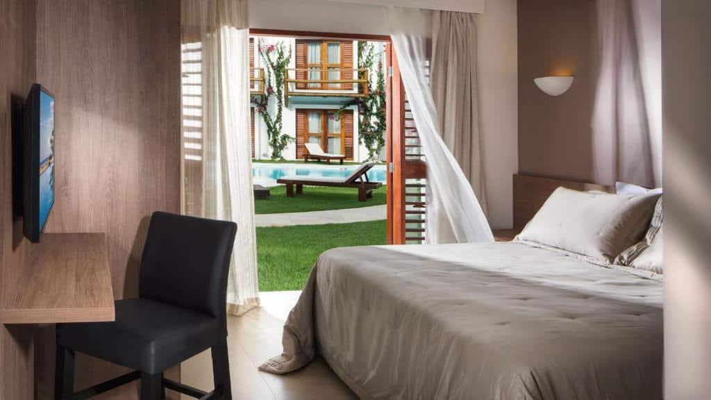 quarto do Blue Residence Hotel